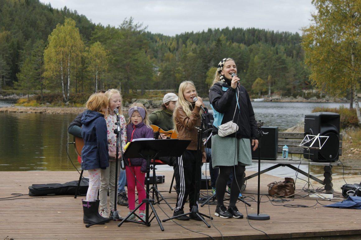 Sanger og musikersamling
