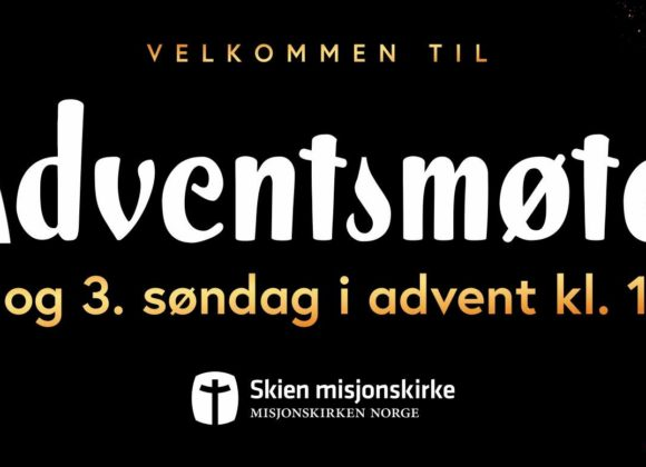 Adventsmøter 2019
