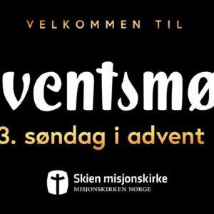 Adventsmøter 2019